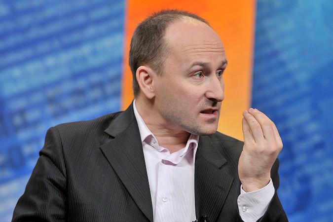 Лидер партии «Великое Отечество», писатель Николай Стариков