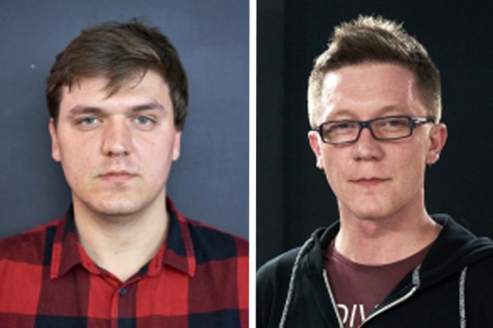 На сайте «Дождя» говорится, что их журналисты Сергей Ерженков и Василий Полонский перестали выходить на связь