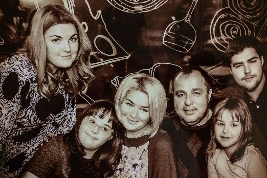 """Ольга Ланговая: """"Секрет нашей семьи прост. Мы просто безумно любим друг друга"""""""
