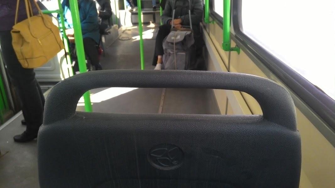 Стоимость проезда втюменских автобусах могут поднять до28 руб.
