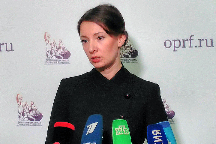Детский омбудсмен Анна Кузнецова