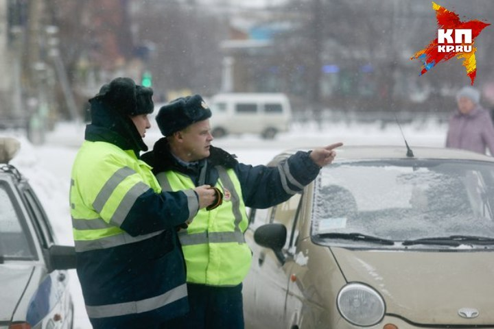 ВПетербурге члена избиркома задержали заезду впьяном виде без прав