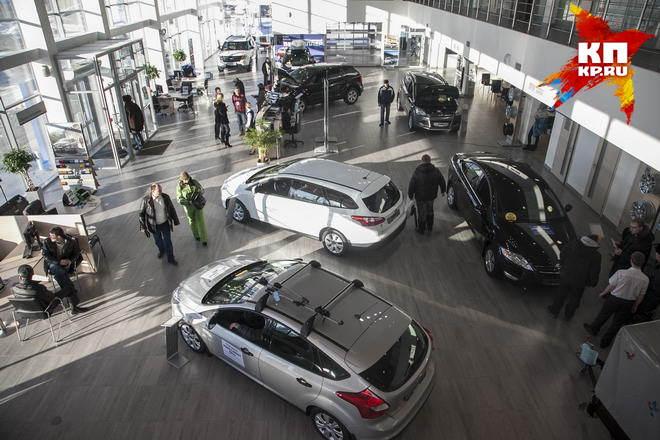 Продажи легковых авто  спробегом вЧелябинской области увеличились  на8,4%