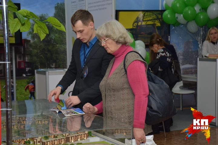 В ГПНТБ СО РАН прошла выставка «СтройГород Новосибирск».