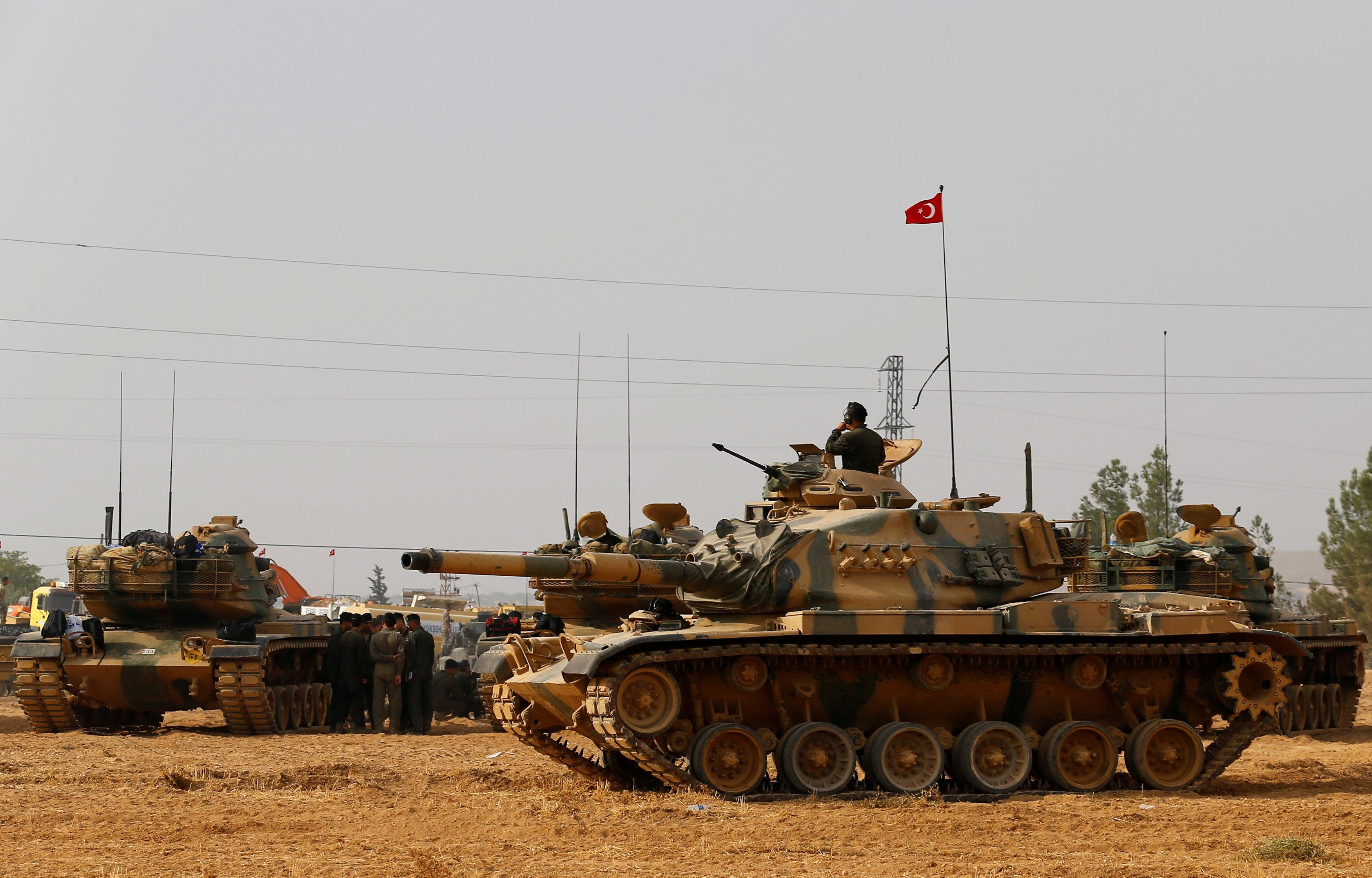 Сами турки вряд ли пойдут сейчас на широкомасштабную войну против Дамаска.
