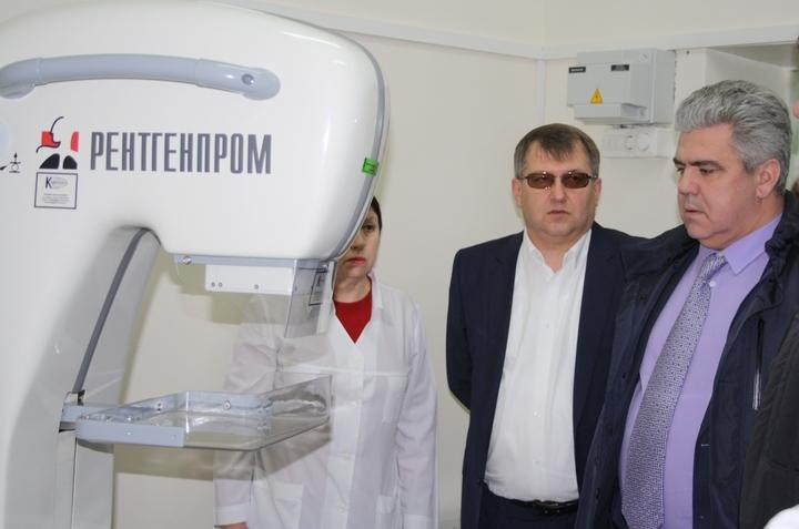 Запуск нового рентгеноборудования состоялось в Находкинской городской больнице. Фото: Юлия Щетинюк