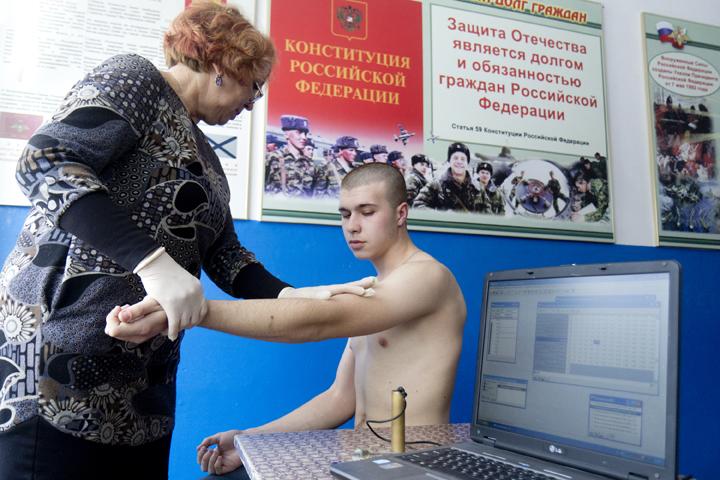 ВЧереповце 18-летнего уклониста оштрафовали на15 тыс. руб.