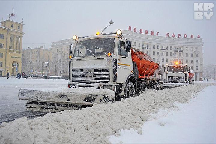 ГАИ: Въезд в центр Минска должен быть платным.