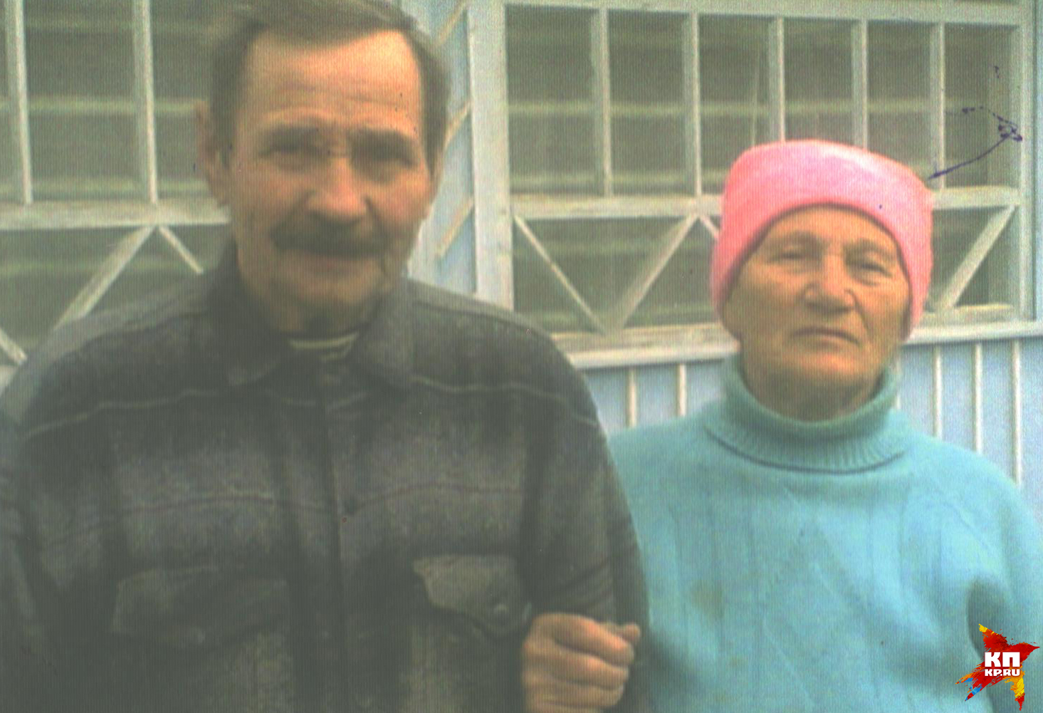 Михаил Никитович и Вера Ивановна в 90-е годы. Фото: личный архив семьи Жуковых