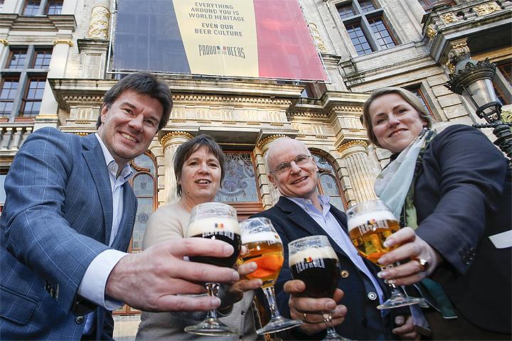Бельгийское пиво попало в список всемирного нематериального культурного наследия ЮНЕСКО.