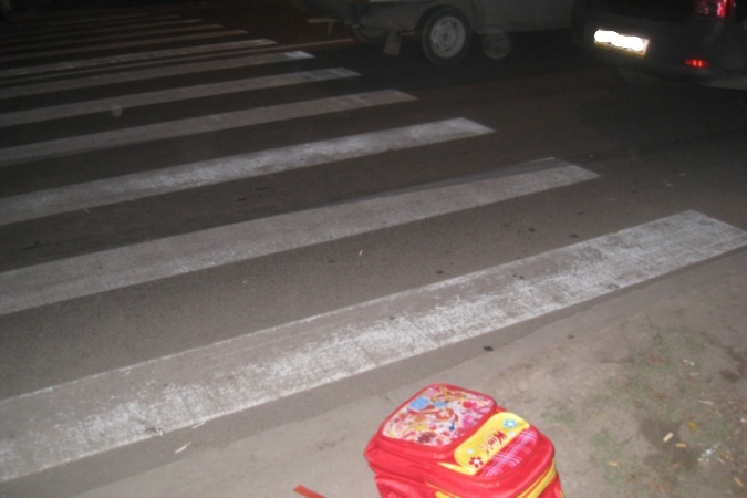 Донские полицейские разыскали погорячим следам автоледи, сбившую напереходе девочку