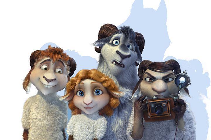 Русский мультфильм «Волки иовцы» стал обладателем «Золотого единорога» встолице Англии