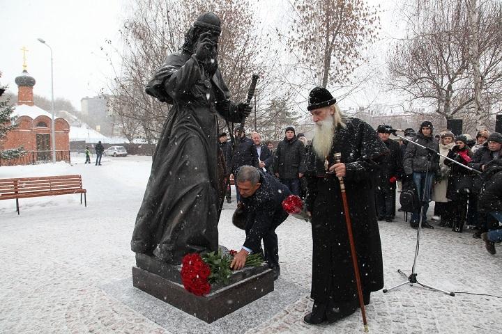 ВКазани откроют монумент митрополиту русских старообрядцев Андриану