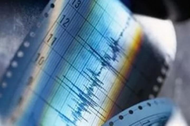Землетрясение случилось наБайкале вечером 6декабря