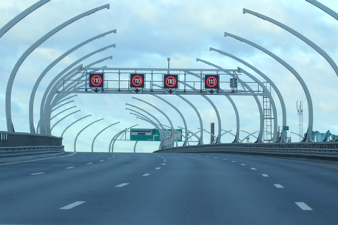 ДСТО: УЮжной ТЭЦ накольцевой навсю зиму ограничили скорость
