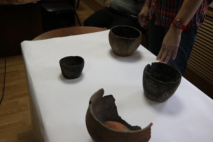 Под Тамбовом раскопали захоронения времен 2 тысячелетия донашей эры