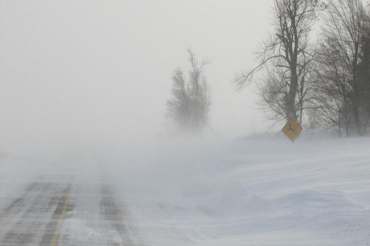 МЧС Башкирии предупреждает обухудшении погоды
