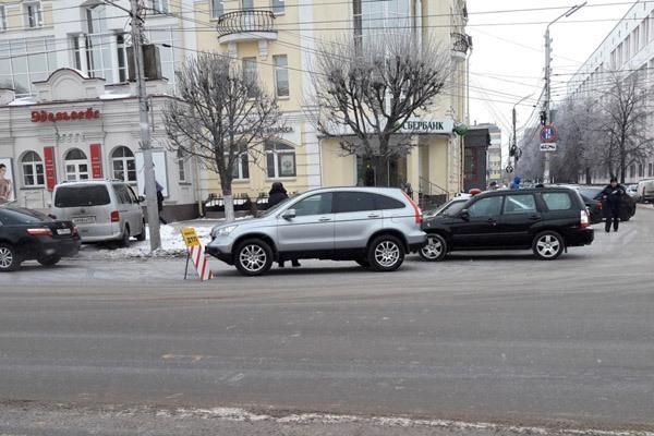 Две пенсионерки пострадали 12декабря вРязанской области повине водителей
