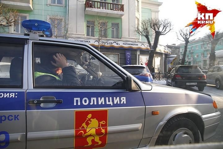 В Красноярске дорожные полицейские устроили охоту на нерадивых родителей