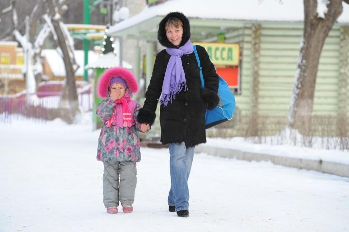 МЧС: ВПермский край идут аномальные холода