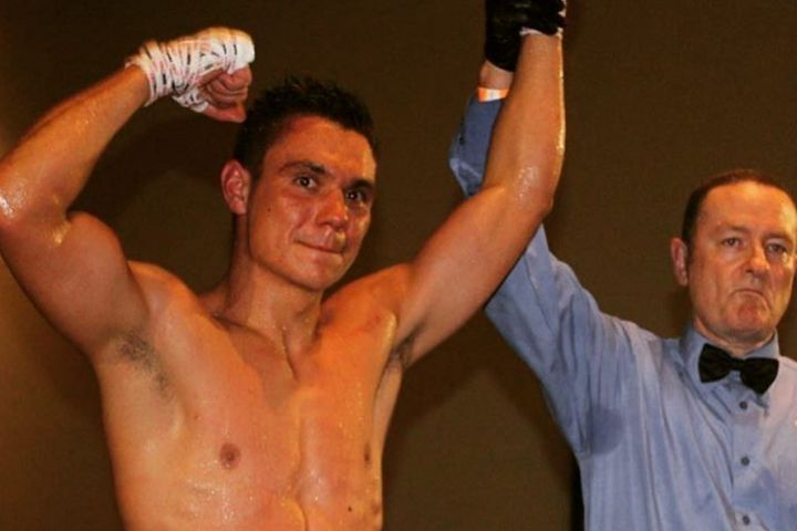 Сын Кости Цзю победил впервом бою напрофессиональном ринге