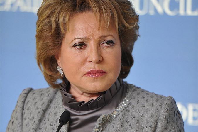 Матвиенко исключила повышение пенсионного возраста в последующем году