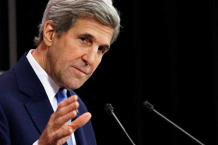 Керри выразил сожаления Лаврову всвязи субийством русского посла