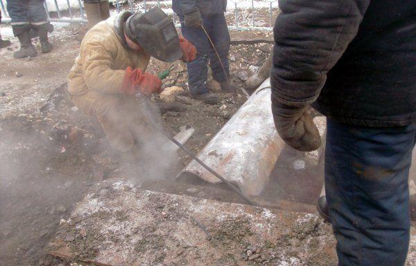 Жителям Юбилейного микрорайона Краснодара временно отключена вода из-за аварии надороге