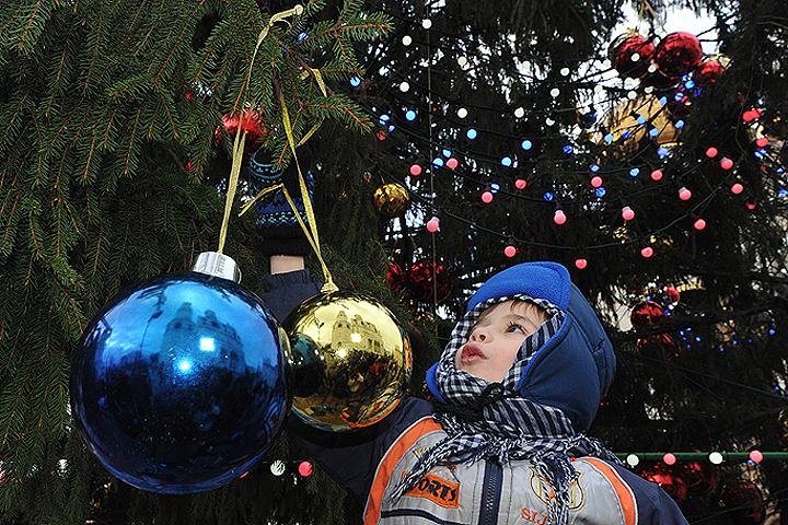 НаКремлевскую елку отправятся 40 воронежских детей