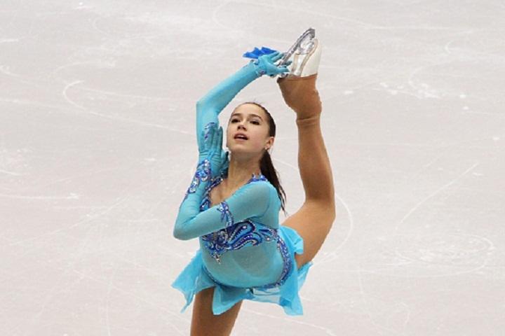 Фигуристка Медведева установила рекорд начемпионате Российской Федерации