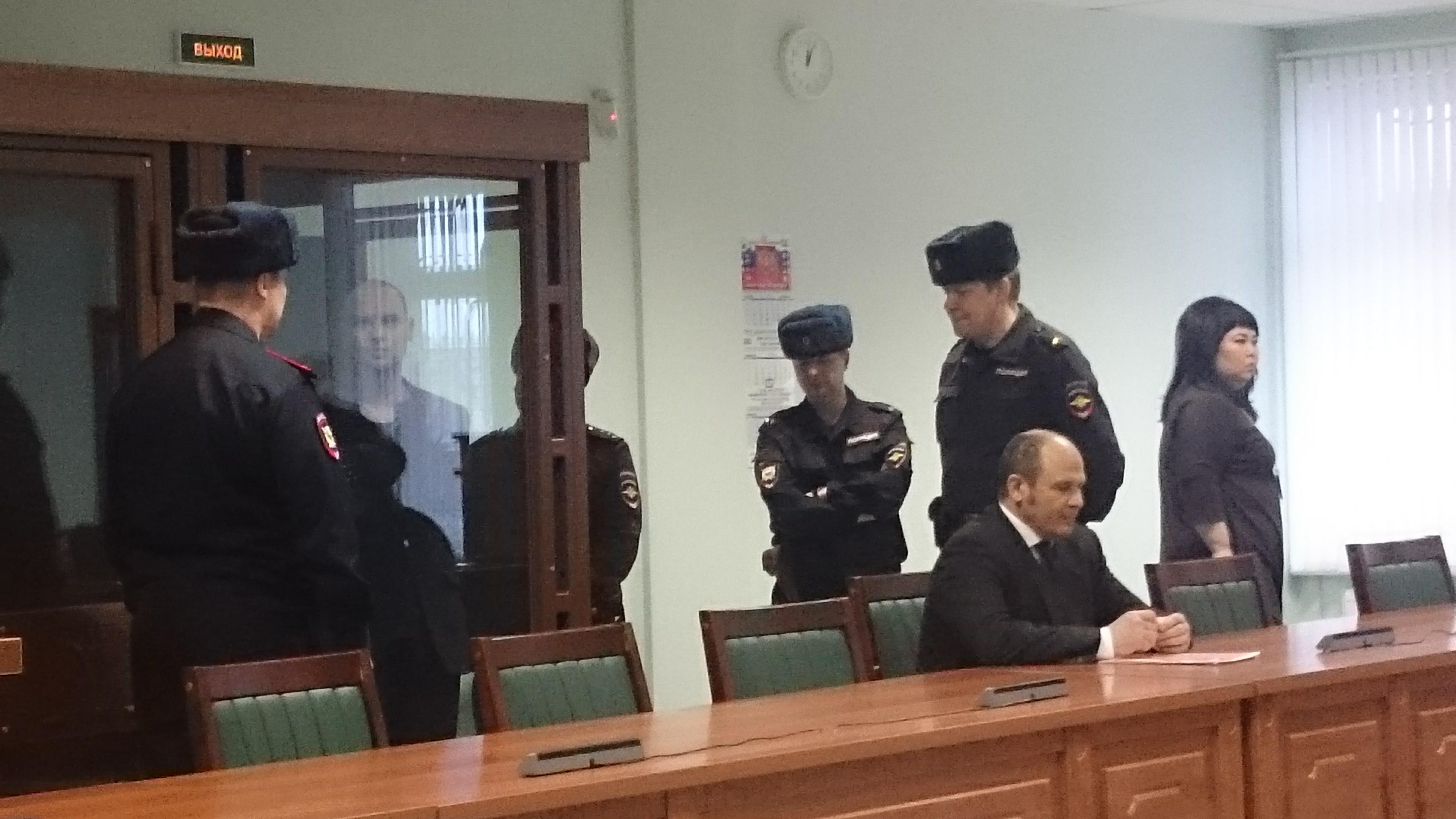 Расчленившему супругу идвоих детей петербуржцу дали пожизненный срок