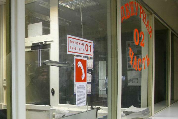 ВПетербурге ограбили банный комплекс