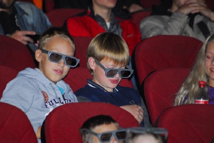 Четыре новых кинотеатра появятся в Томской области.