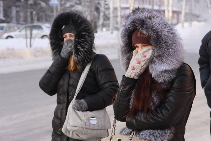От сильных морозов пострадали десятки людей. Есть и погибшие. Фото: Олег УКЛАДОВ