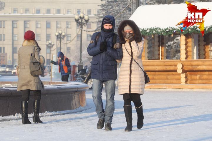 Прогноз погоды на 11 января в Иркутске: днем без осадков и до -19