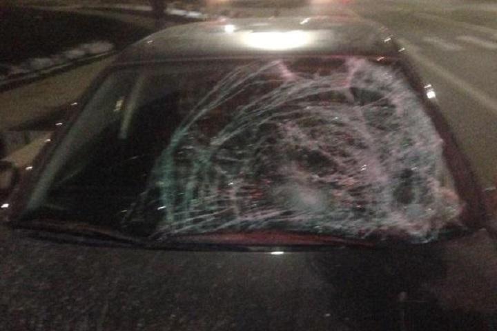 20-летний шофёр  сбил человека натрассе под Пятигорском