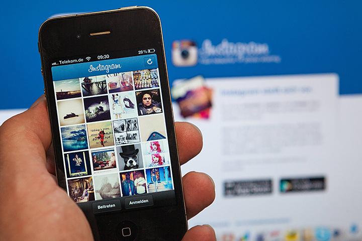 Социальная сеть Instagram запустил новый формат рекламы