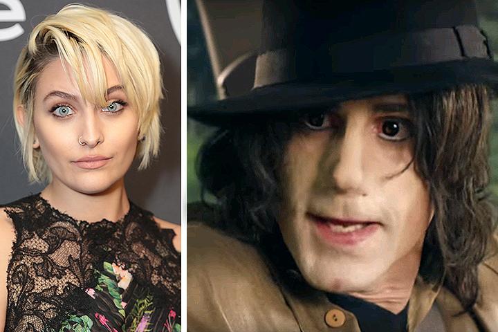 Дочь Майкла Джексона тошнит отсериала обееотце