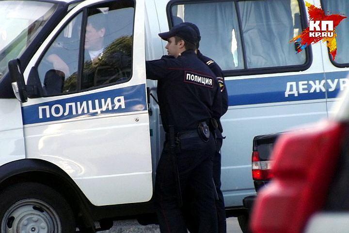 В Санкт-Петербурге поймали уроженца Тверской области, который прятал в машине арсенал оружия