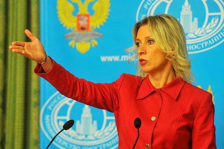 Захарова: Спецслужбы США изъяли лекарство для Примакова