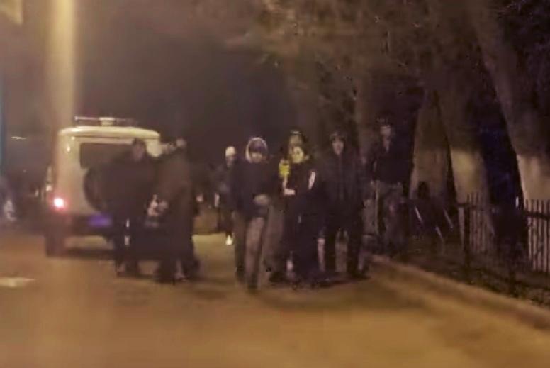 Обстоятельства конфликта сучастием 10 человек узнает милиция вРостове