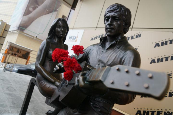 Выставка памяти Владимира Высоцкого открывается вУльяновске