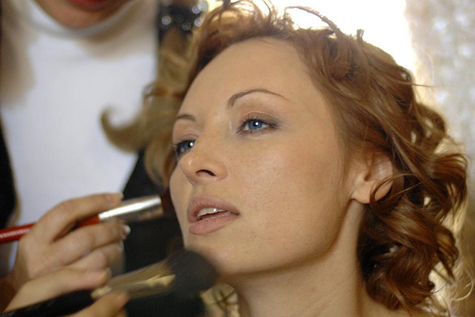 Ксенофонтова елена без макияжа