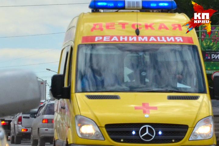 ВБрянске шофёр Хендай сбил пятиклассницу насветофоре