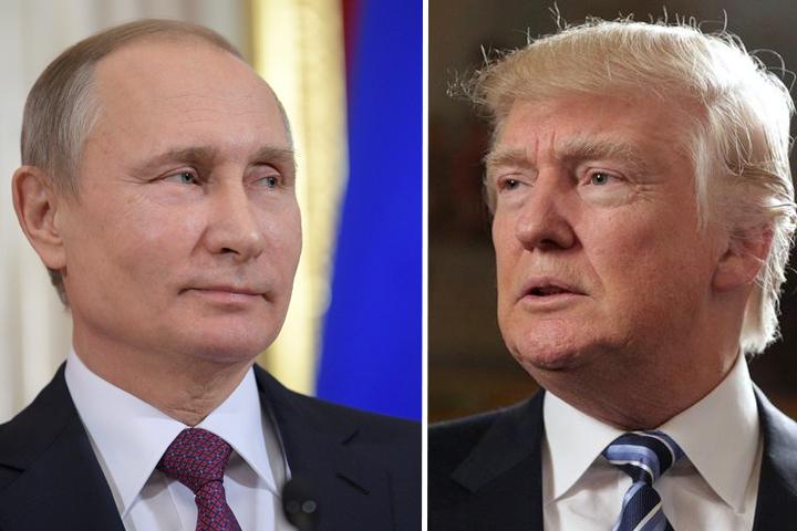 Картинки по запросу Первый разговор Путина и Трампа: