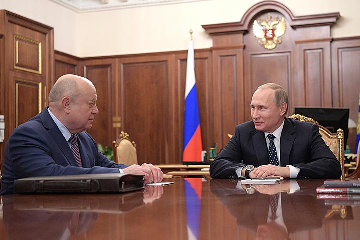 Владимир Путин произвёл кадровые перестановки ввысших эшелонах власти