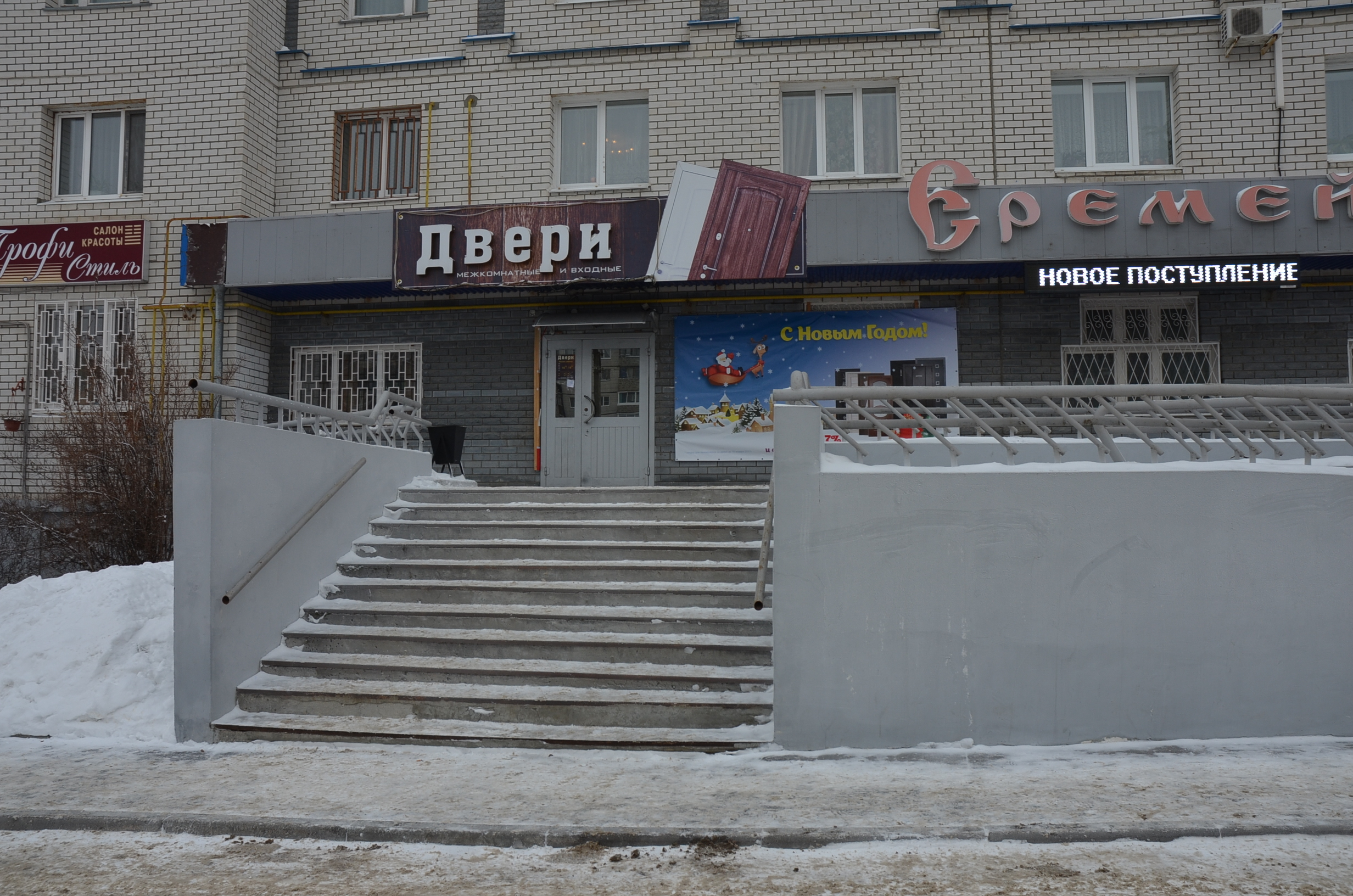 Убийцей менеджера магазина «Двери» воВладимире оказался прежний заключенный