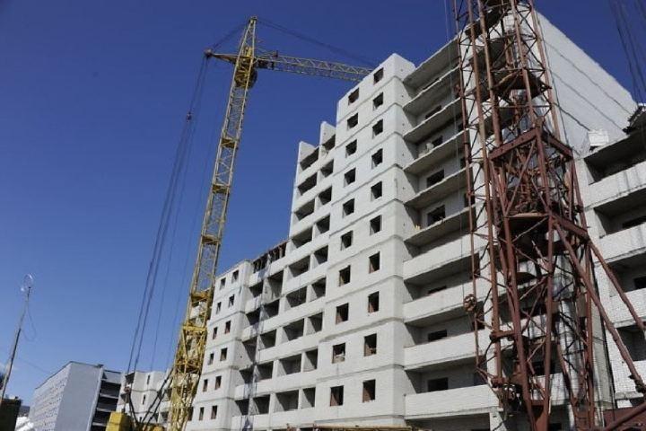 ВТатарстане уже ввели 14% задуманного внынешнем году кстроительству жилья