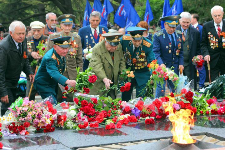 Севастопольские ветераны коДню Победы получат разовую стипендию