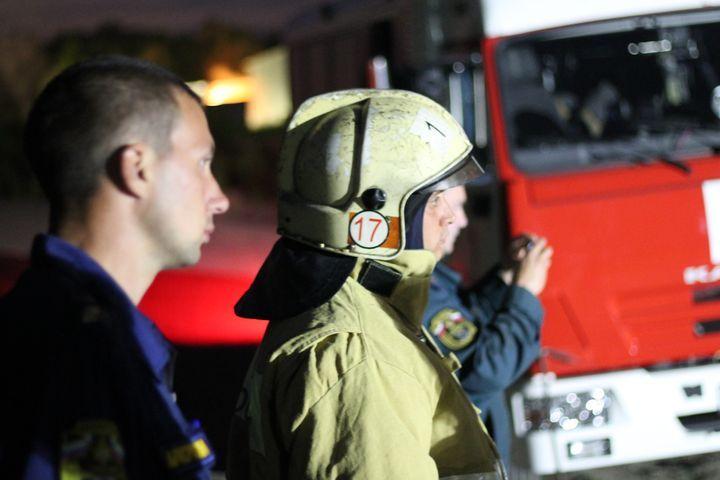 ВНовосибирске впожаре вобщежитии умер мужчина